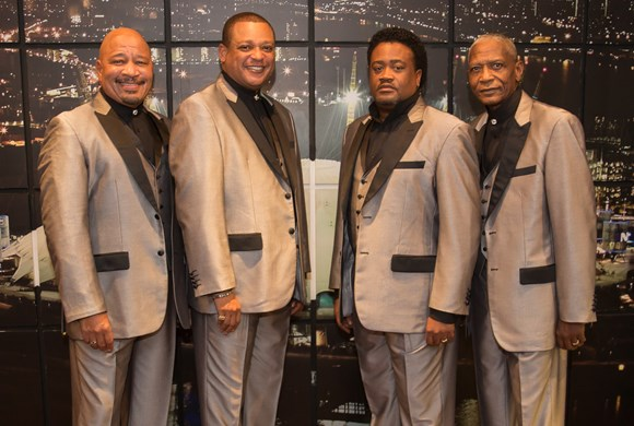 The Stylistics: Greatest Hits In Concert