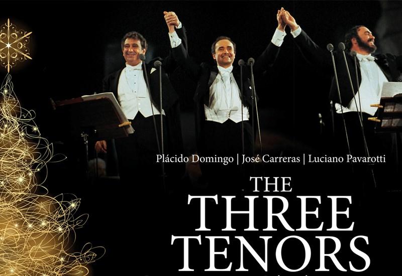 Three Tenors Christmas Concert
