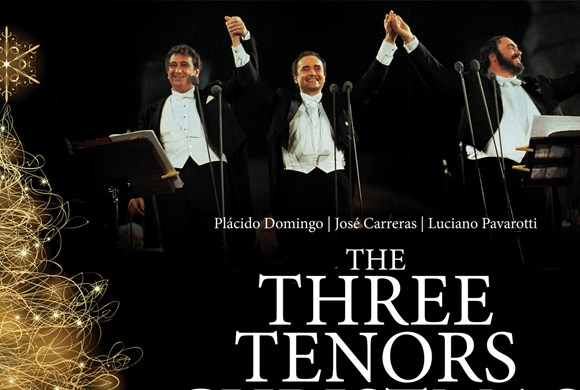Three Tenors Christmas Concert