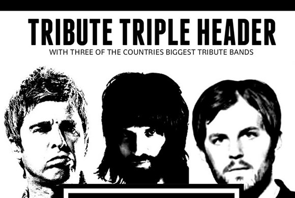 Tribute Triple Header