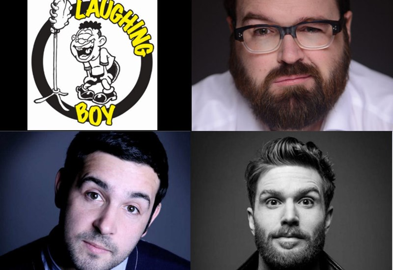 Laughing Boy Comedy Club: February 2018