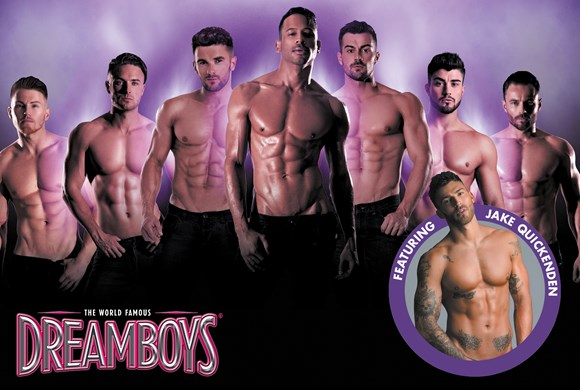 The Dreamboys UK Tour 2018