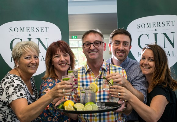 The Somerset Gin Festival is Back!