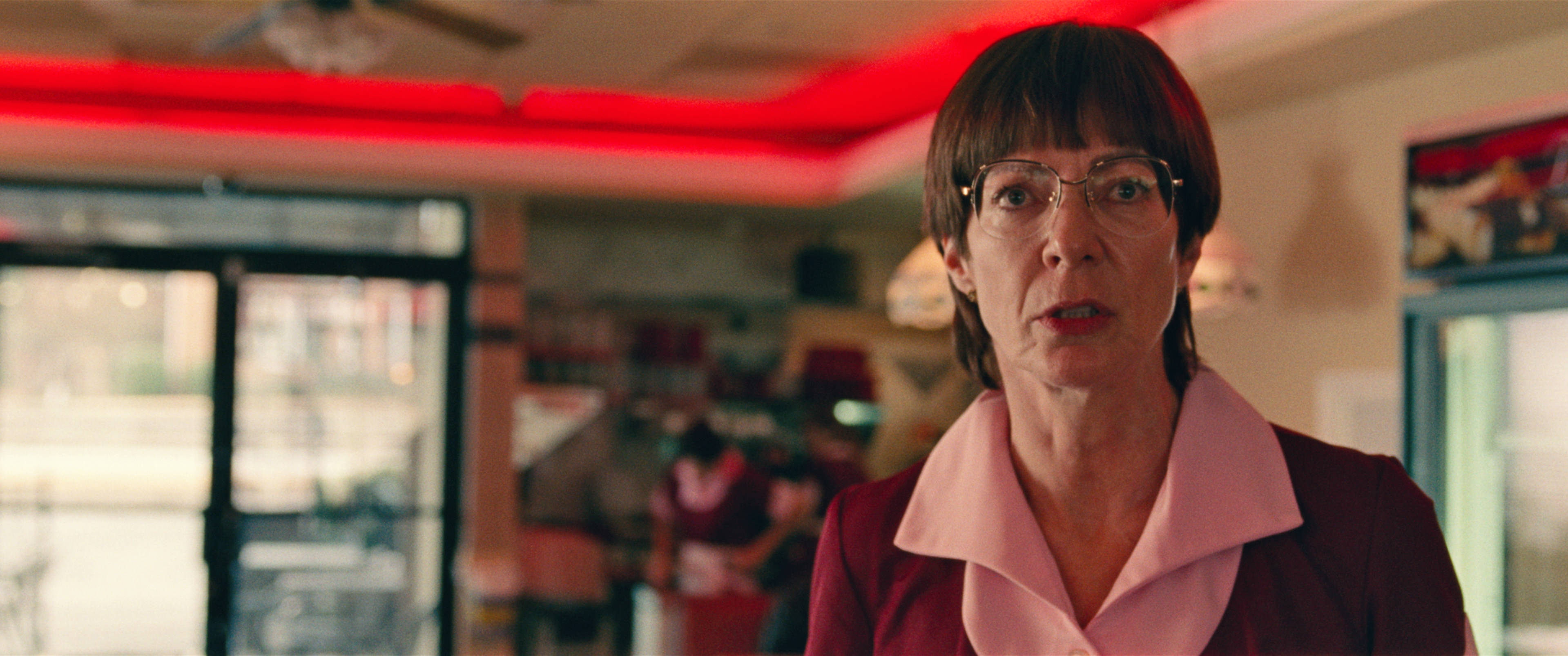 8- LaVona Golden (Allison Janney) at work in I, TONYA, courtesy of NEON and 30WEST
