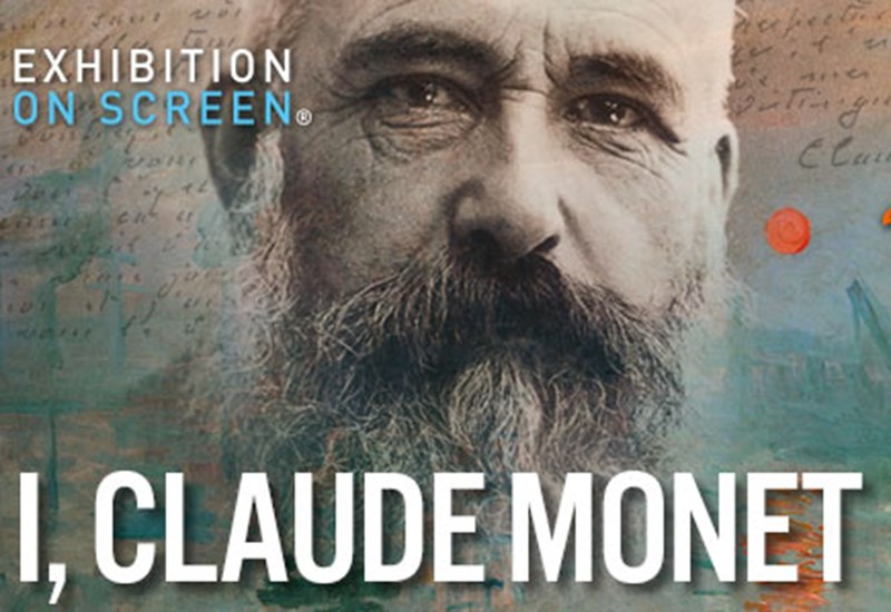 I Claude, Monet: Exhibition on Screen