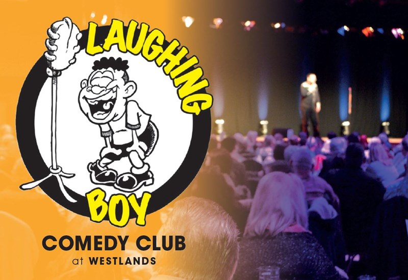 October Laughing Boy Comedy Club