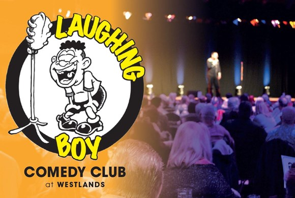 May 2019 Laughing Boy Comedy Club