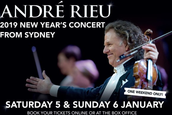 André Rieu's 2019 New Year's Concert