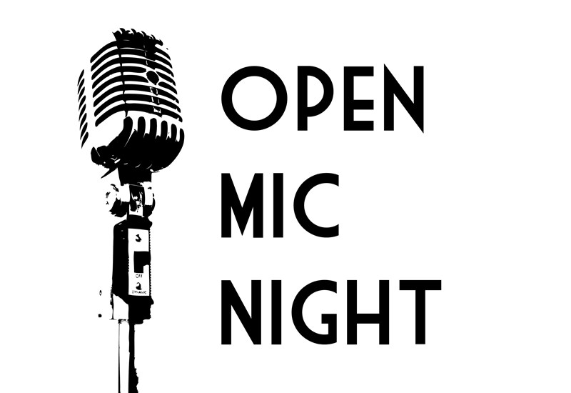 October Open Mic Night