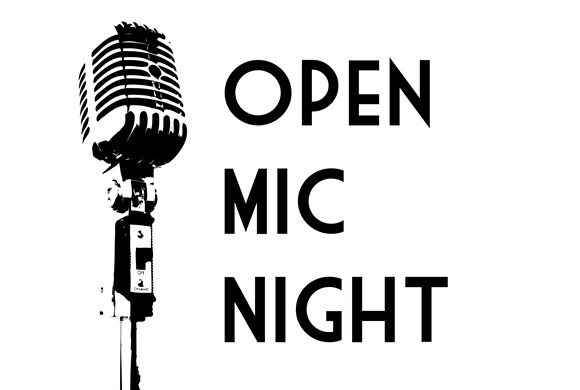 December Open Mic Night