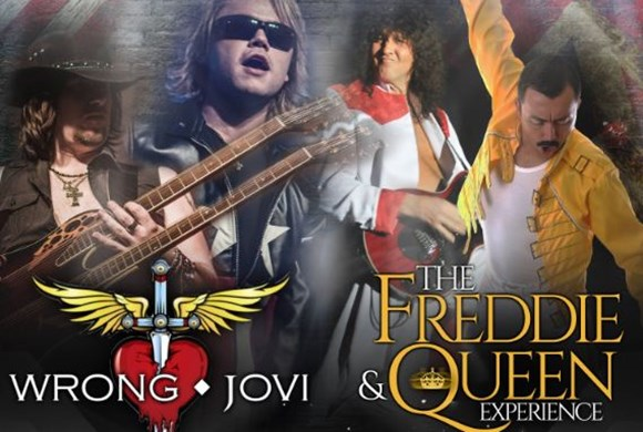 Wrong Jovi vs The Freddie & Queen Experience