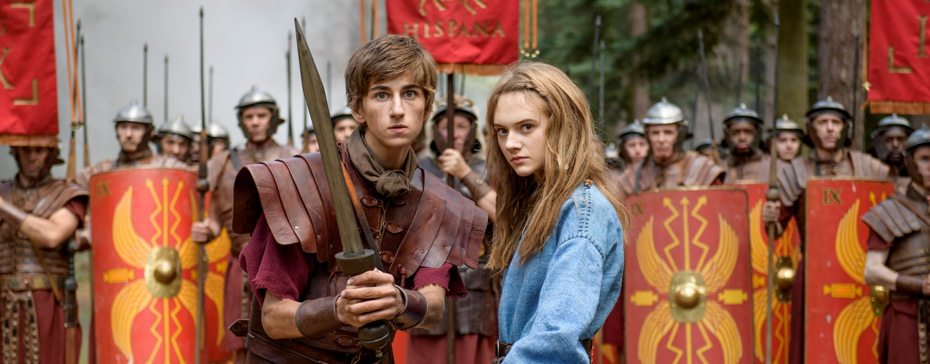 Horrible Histories The Movie: Rotten Romans