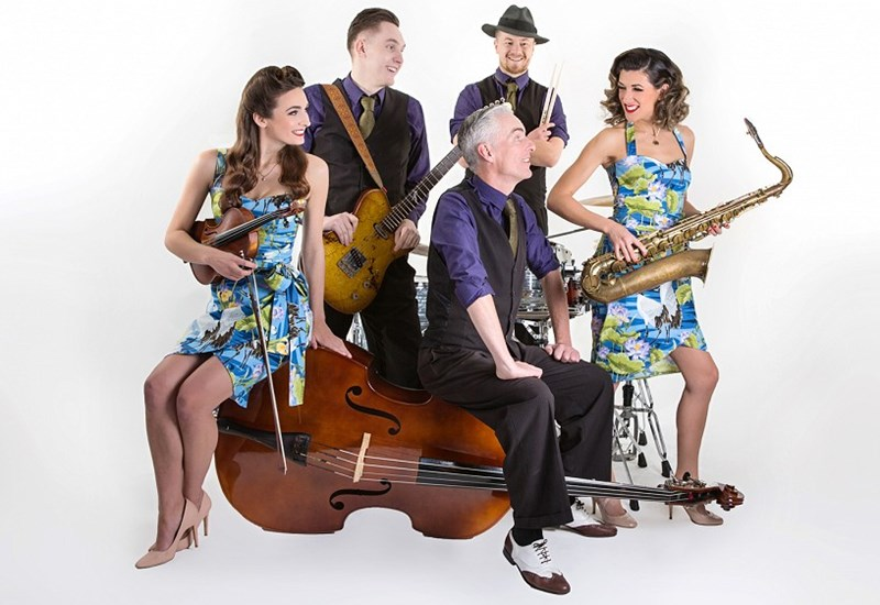 Jive & Swing Dance With The Swing Commanders