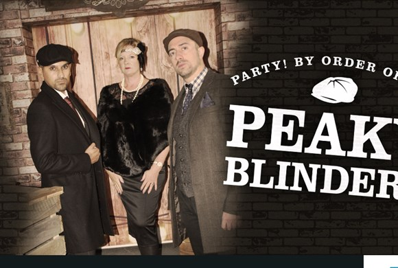 Party! By Order of the Peaky Blinders