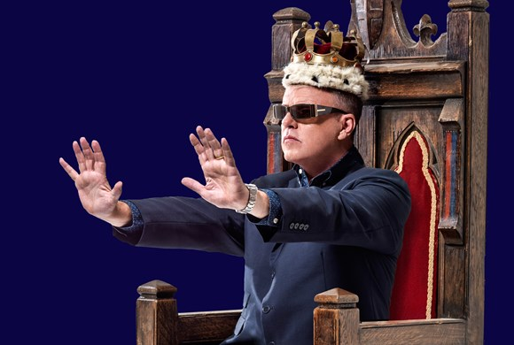 Suggs: What a King Cnut, A Life In The Realm Of Madness