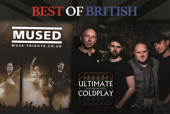 Best of British: Ultimate Coldplay & Mused