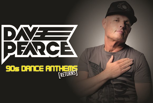 Dave Pearce 90s Dance Anthems Returns