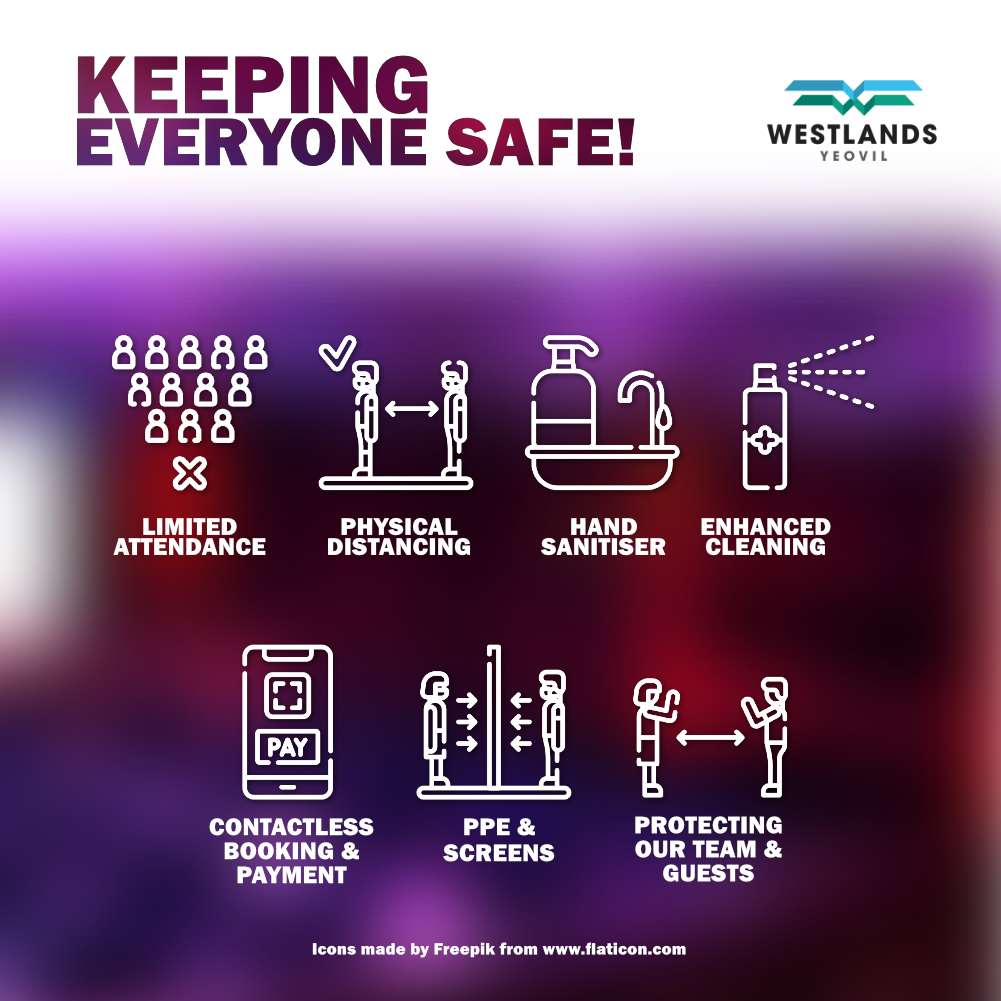 Keeping you safe - Graphic