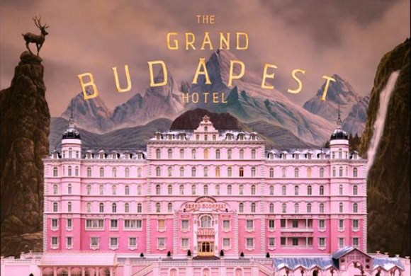 The Grand Budapest - Title Screen