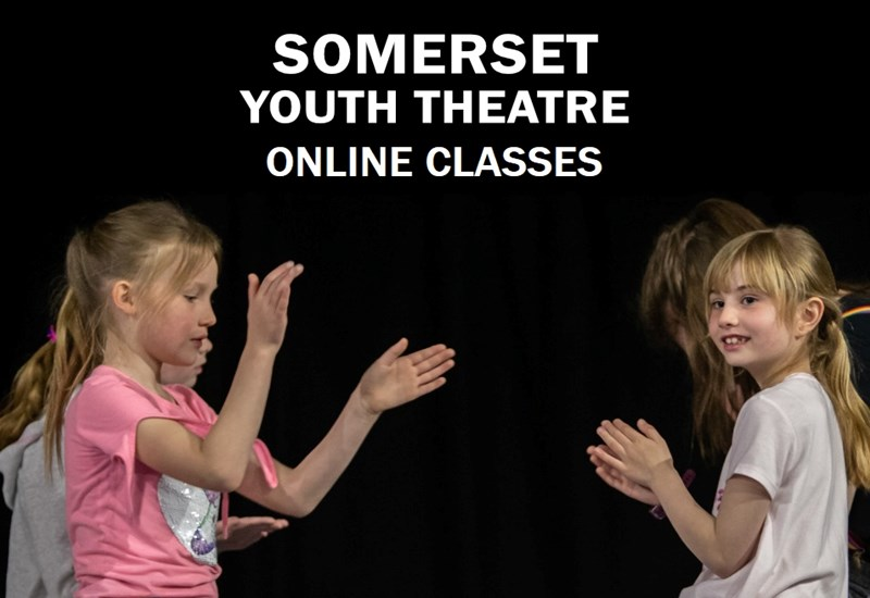 Online Somerset Youth Theatre